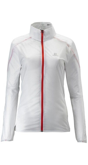 Salomon W's S-Lab Light Jacket White